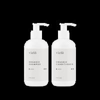 Explore Organic Hair Duo - Organic Shampoo & Organic Conditioner