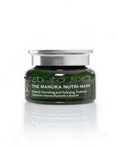 The Manuka Nutri-Mask - Nourishing and Hydrating Treatment